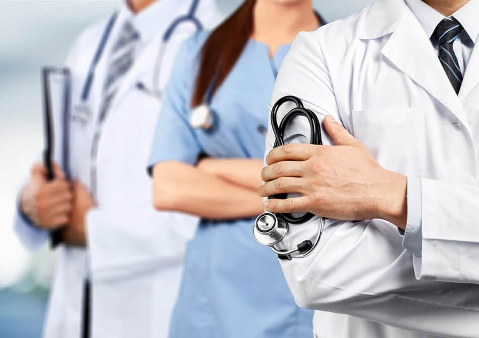 Dla zawodów medycznych